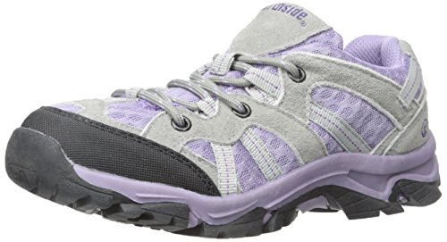 Northside Copeland JR Hiking Shoe (Little Kid/Big Kid), Lilac/Gray, 13 M US Little Kid