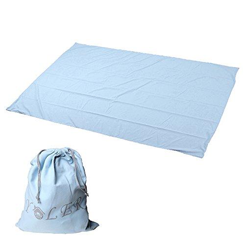 Yoler Beach Blanket Soft Microfiber Camping Picnic Blanket O