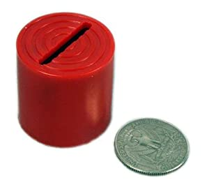 The Devils Coin Bank From Royal Magic - A Classic Pocket Trick!
