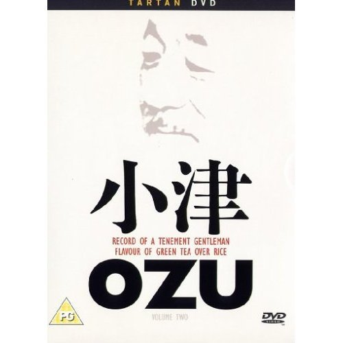 Yasujiro Ozu - Volume Two - 2-DVD Set ( The Record of a Tenement Gentleman / Flavor of Green Tea Over Rice ) ( Nagaya shinshiroku / Ochazuke no aji ) [ NON-USA FORMAT, PAL, Reg.2 Import - Great Britain ] (Flavor Of Green Tea Over Rice compare prices)