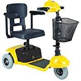 Mini Scooter, Yellow
