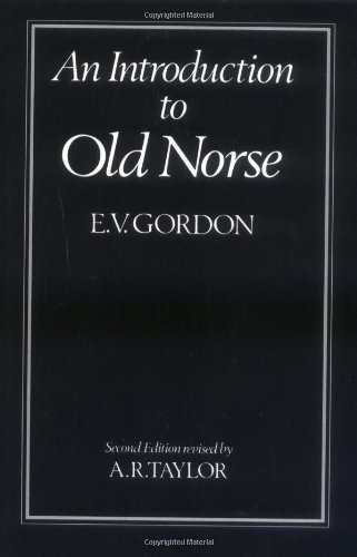 An Introduction to Old Norse