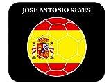 Jose Antonio Reyes (Spain) Soccer Mouse Pad