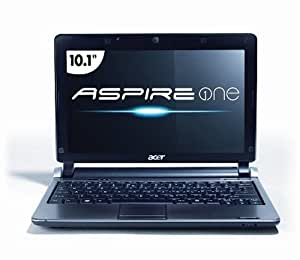 Acer Aspire One AOD250-1151 10.1-Inch Black Netbook - 3+ Hour Battery Life