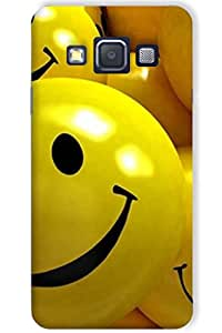 IndiaRangDe Case For Samsung Galaxy A3 Printed Back Cover