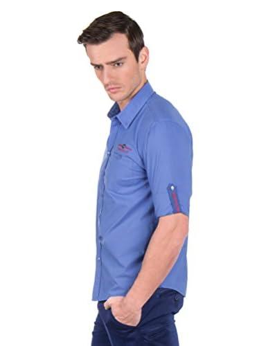 Giorgio di Mare Camisa Hombre Azul Royal