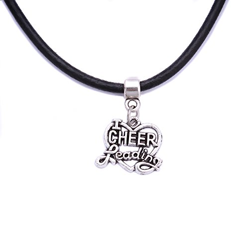 black-real-leather-cord-tibetan-silver-charm-choker-necklace-pendant-retro-hippy-for-women-lady-girl