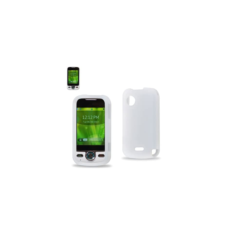 Reiko Wireless SLC01 HUAWEIM735CL Silicone Case 01 HUAWEI M735   Clear