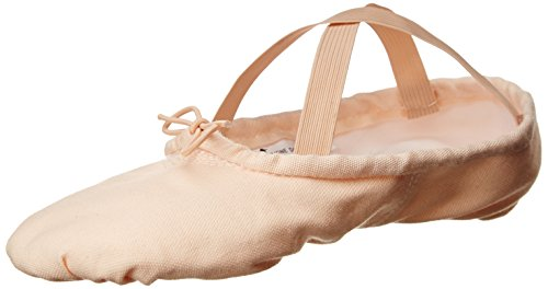 Sansha Pro 1 Canvas Ballet Slipper,Light Pink,16 N (12 N US Men's)