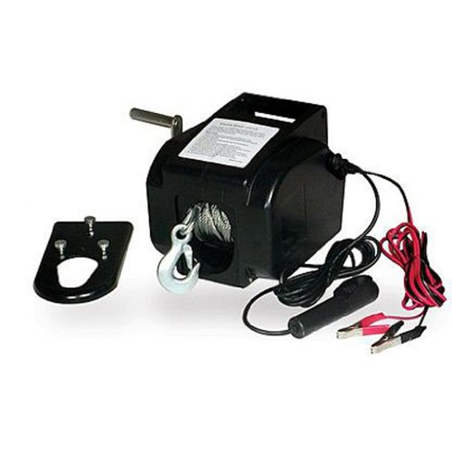 Buffalo 2000 Lb 12 Volt Electric Winch