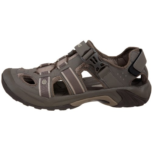 Teva Men S Omnium Closed Toe Sandal Bungee Cord 10 5 M Us
