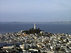 Coit Tower and the Hills of San Francisco Photograph - Beautiful 16x20-inch Photographic Print by Carol M. Highsmith