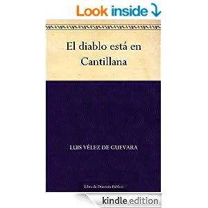 El diablo está en Cantillana (Edición de la Biblioteca Virtual Miguel de Cervantes) (Spanish Edition)