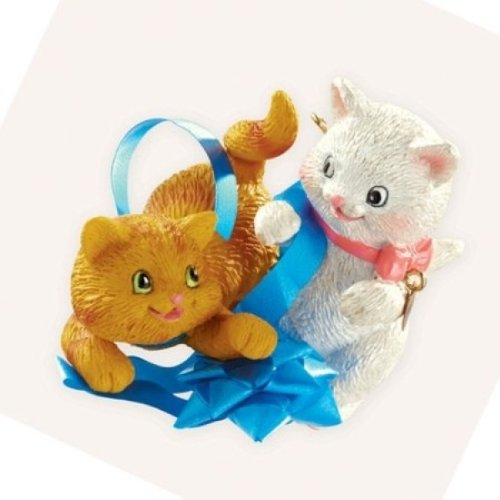 Carlton Heirloom Series Ornament 2013 Merry Mischief Makers #18 - Miss and Chiff - #CXOR027D