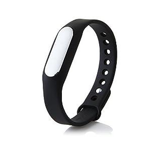 Xiaomi Mi Band 1S, la nueva pulsera llega con sensor de frecuencia cardiaca (negro)