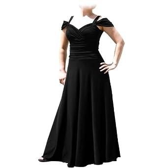 Amazon.com: Evanese Women's Plus Size Elegant Long Formal Evening