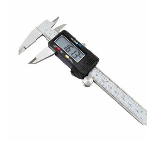MaTester: 6 Inch LCD Micrometer Guage/Digital Vernier Caliper With Retail Package