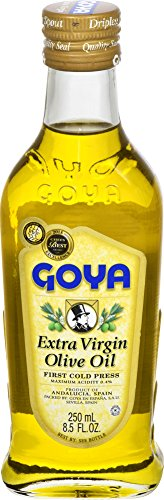 Goya Foods Extra Virgin Olive Oil, 8.5 oz (Goya Olive Oil compare prices)