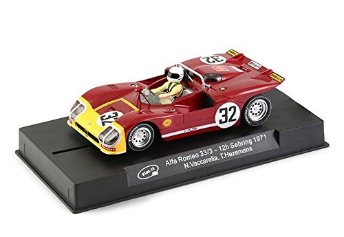 Slot.It SICA11H Alfa Romeo 33/3 #32 Slot Car (1:32 Scale)
