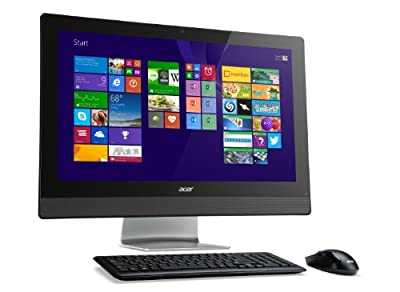 Acer Aspire 23-Inch All-in-One Touchscreen Desktop