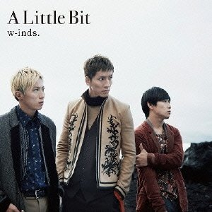 [Single](DVDISO+FLAC) w-inds. – A Little Bit