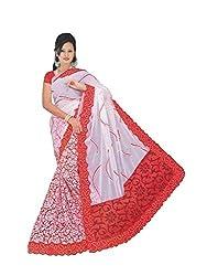 SRP Fashion Selection Women's Chiffon saree (SRP-AK-103)