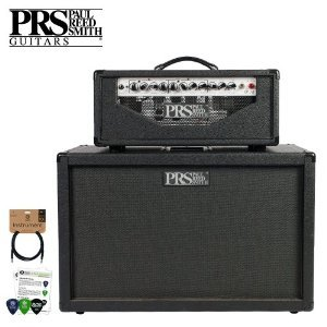 Paul Reed Smith Se 20 Amp Head And Se 2X12 Speaker Cabinet Half Stack Kit