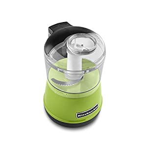 KitchenAid KFC3511GA 3.5 Cup Chef's Chopper, Green Apple