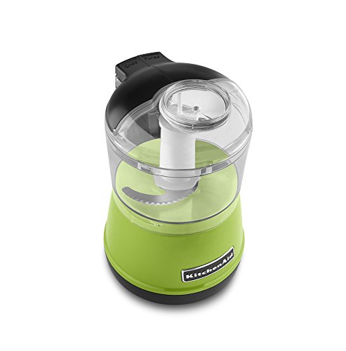 KitchenAid KFC3511GA 3.5-Cup Food Chopper - Green Apple (Stainless Food Chopper compare prices)