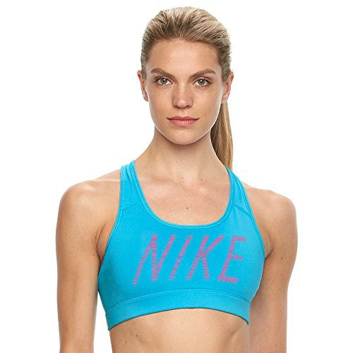 Nike Women's Victory Compression Medium Impact Sports Bra (Nike Power Band compare prices)
