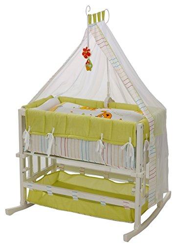 Roba 8952W SBM1 Biene Maja Babysitter 4 in 1 Baby Culla Set Completo