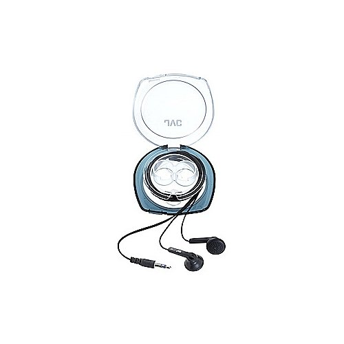 Jvc Headphone Earbud With Case