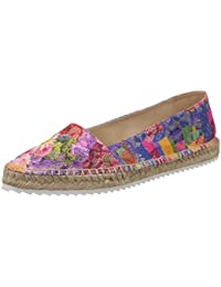 Desigual Women's Shoes_Gabriela 8 Fuxia Magico Ballet Flats - 3.5 UK/India 36(EU)