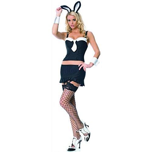 Bunny Gangsta Girl Costume - Medium - Dress Size 8-10