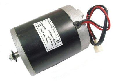 Jaguar Power Sports 350W, 36V Electric Motor
