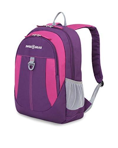 SwissGear 17.5 Backpack, Purple/Plum