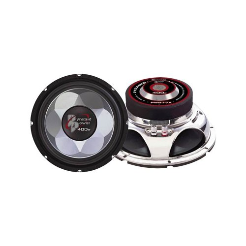 "Pyramid 12"" 700 Watt Subwoofer"