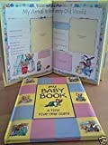 My Baby Book - A First Five Year Diary Baby Record Book