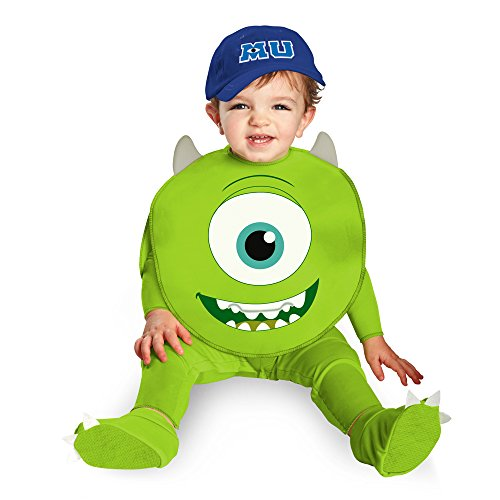 Disguise Costumes Disney Pixar Monsters University Mike Classic Infant