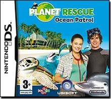 Planet Rescue Ocean Patrol (Nintendo DS)