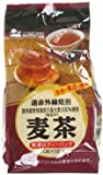 創健社 遠赤外線焙煎 麦茶(国内産特別栽培六条大麦100%) 10g*16袋