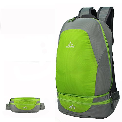 44c8efd10a68 TOFINE Mini Daypack Backpack for College Teenage Mens Girls Boys Purple 25  Liter Price in India