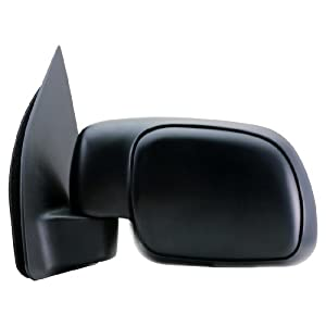 Fit System 61094F Ford OE Style Manual Folding Replacement Driver Side Mirror