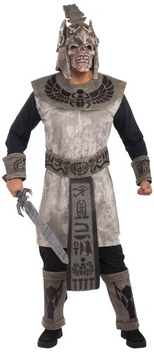 Forum Novelties Men's Egyptian Mummy Warrior Adult Costume Mask