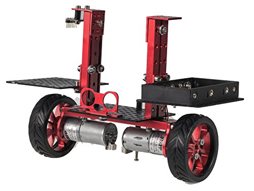 2-wheeler-Balancing-Robot-Mechanical-Kit