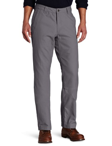 Mountain Khakis Men's Broadway Fit Original Mountain Pant, Granite, 34-Width 34-Length