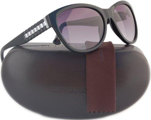 MICHAEL Michael KorsMichael Kors M2885S Olivia Sunglasses Black (001) MK 2885 001 57mm