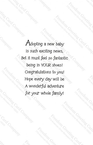 New baby adoption congratulations cards 6725 96 m4hsunfo