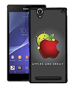 SONY XPERIA T2 ULTRA BACK COVER CASE BY instyler