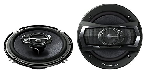 "Pioneer TS-A1675R 6-1/2"" 3-way TS Series Coaxial Car Speakers Review"